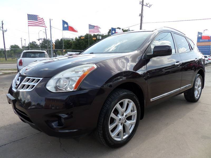 2011 Nissan Rogue for sale at West End Motors Inc in Houston TX