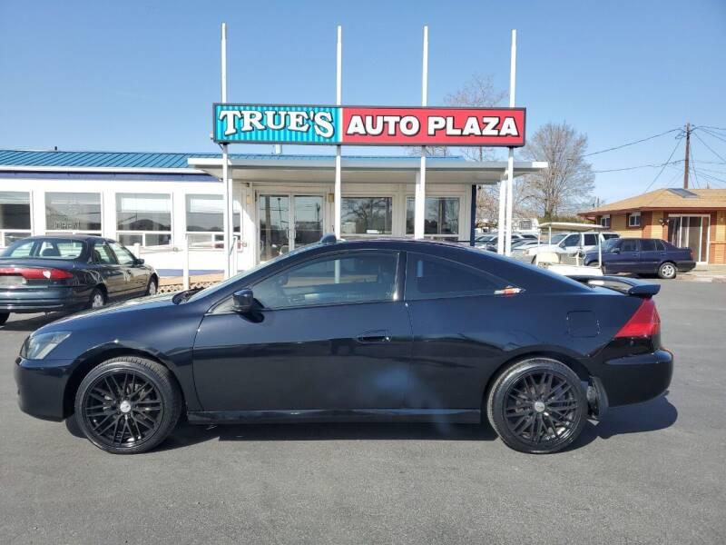 2007 Honda Accord for sale at True's Auto Plaza in Union Gap WA