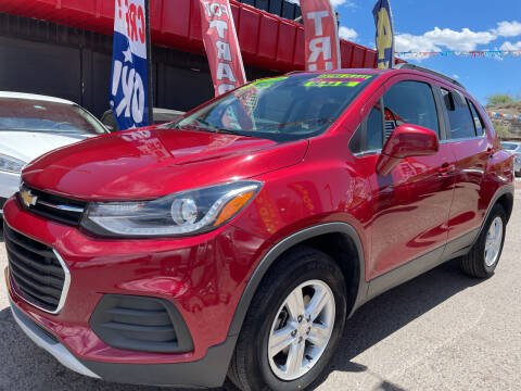 2018 Chevrolet Trax for sale at Duke City Auto LLC in Gallup NM