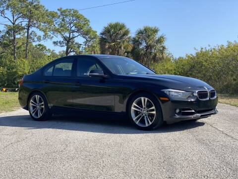 2014 BMW 3 Series for sale at D & D Used Cars in New Port Richey FL