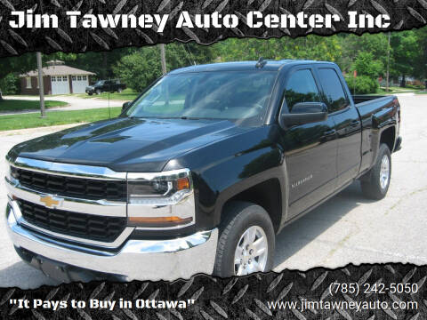 2019 Chevrolet Silverado 1500 LD for sale at Jim Tawney Auto Center Inc in Ottawa KS