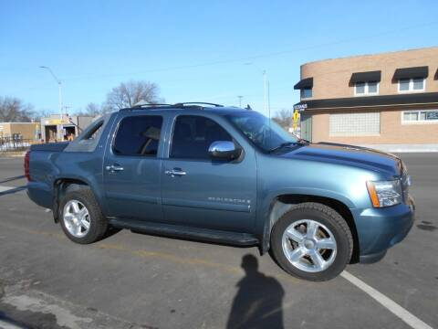 2008 Chevrolet Avalanche for sale at Creighton Auto & Body Shop in Creighton NE