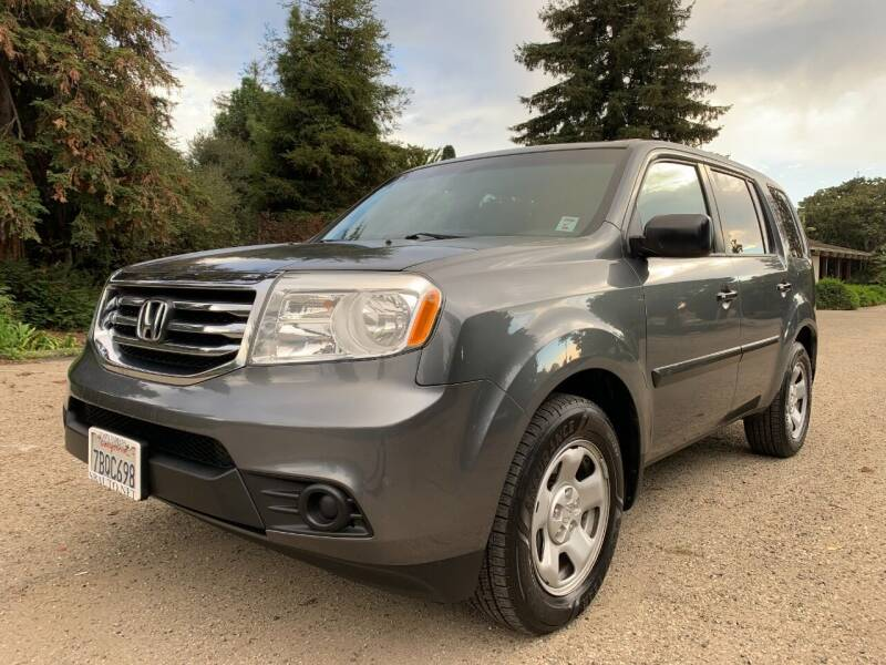 2013 Honda Pilot for sale at Santa Barbara Auto Connection in Goleta CA