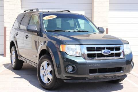 2008 Ford Escape for sale at MG Motors in Tucson AZ