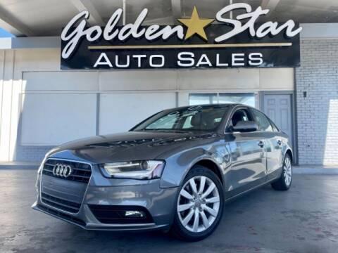 2013 Audi A4 for sale at Golden Star Auto Sales in Sacramento CA