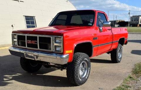 1987 GMC Sierra 1500 Classic for sale at Pat's Auto Sales in Pilot Point TX