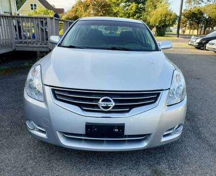 2012 Nissan Altima for sale at Life Auto Sales in Tacoma WA