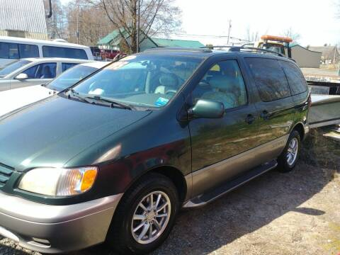 2003 Toyota Sienna for sale at Low Auto Sales in Sedro Woolley WA