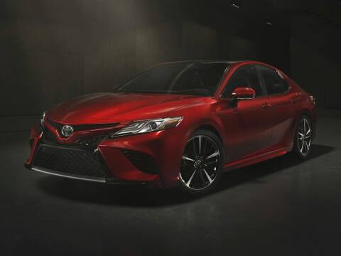 2018 Toyota Camry for sale at Sam Leman Toyota Bloomington in Bloomington IL