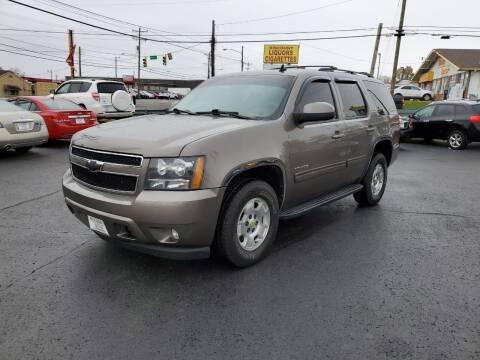 2011 Chevrolet Tahoe for sale at Rucker's Auto Sales Inc. in Nashville TN