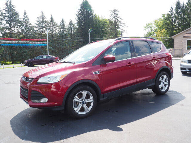 2014 Ford Escape for sale at Patriot Motors in Cortland OH