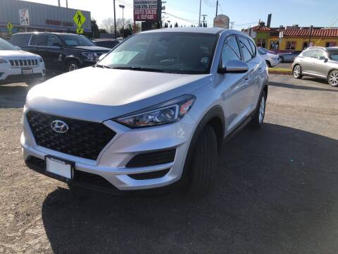 2019 Hyundai Tucson for sale at City Motors in Hayward CA