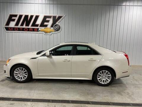 2013 Cadillac CTS for sale at Finley Motors in Finley ND