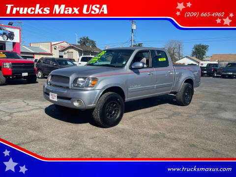 2006 Toyota Tundra for sale at Trucks Max USA in Manteca CA