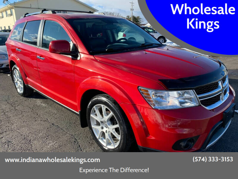 2012 Dodge Journey for sale at Wholesale Kings in Elkhart IN