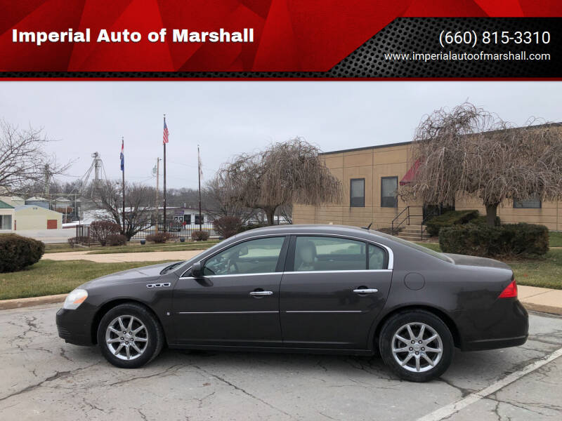 2008 Buick Lucerne for sale at Imperial Auto of Slater in Slater MO