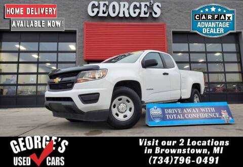 2016 Chevrolet Colorado for sale at George's Used Cars - Pennsylvania & Allen in Brownstown MI