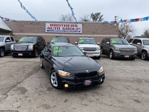 2014 BMW 3 Series for sale at Brothers Auto Group in Youngstown OH