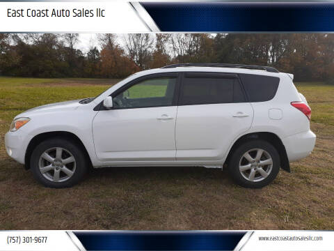 2006 Toyota RAV4 for sale at East Coast Auto Sales llc in Virginia Beach VA