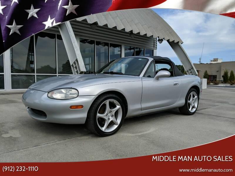 1999 Mazda MX-5 Miata for sale at Middle Man Auto Sales in Savannah GA