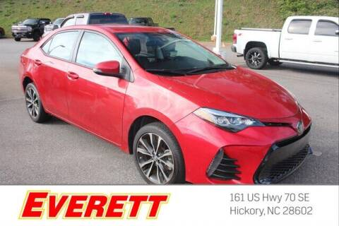 2019 Toyota Corolla for sale at Everett Chevrolet Buick GMC in Hickory NC