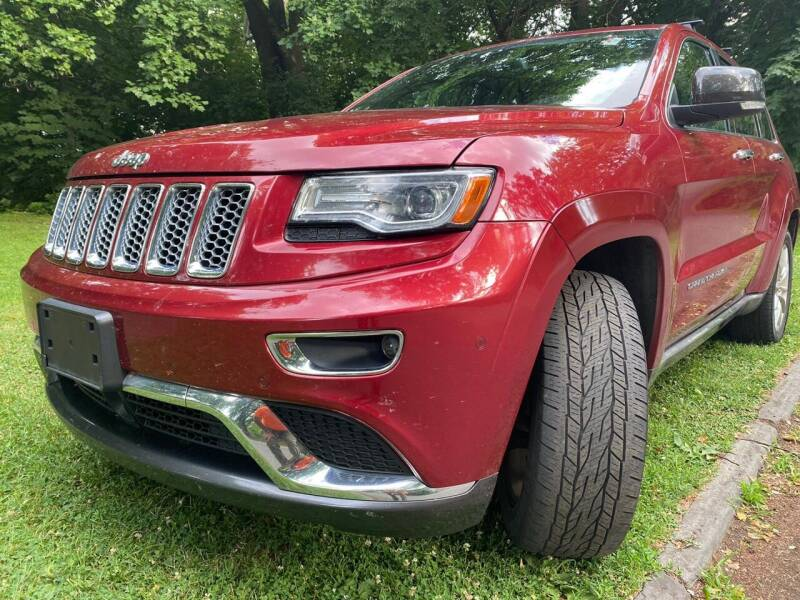 2014 Jeep Grand Cherokee 4x4 Summit 4dr SUV - Newark NJ