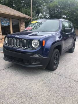 2018 Jeep Renegade for sale at FRANK E MOTORS in Joplin MO