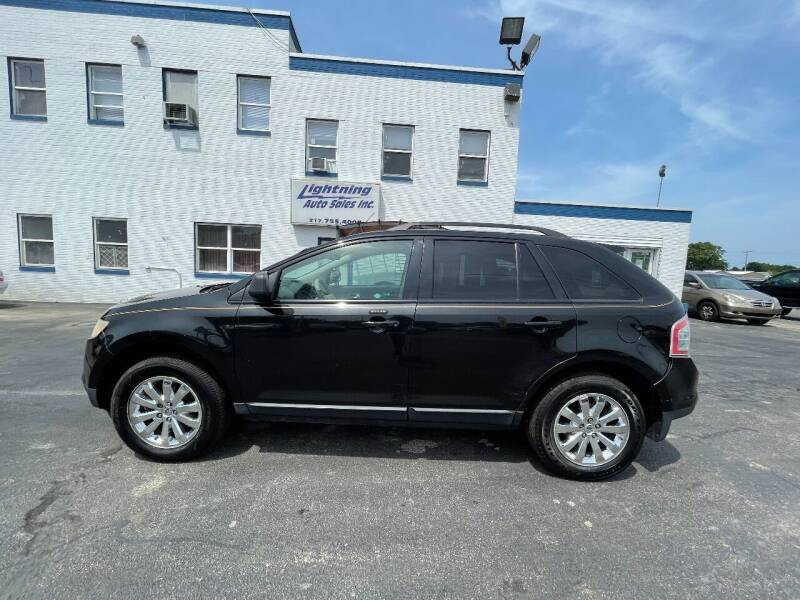 2010 Ford Edge for sale at Lightning Auto Sales in Springfield IL