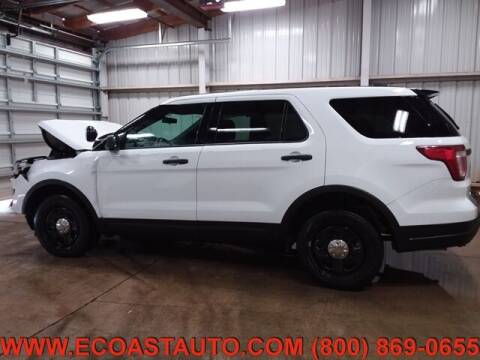 2018 Ford Explorer for sale at East Coast Auto Source Inc. in Bedford VA