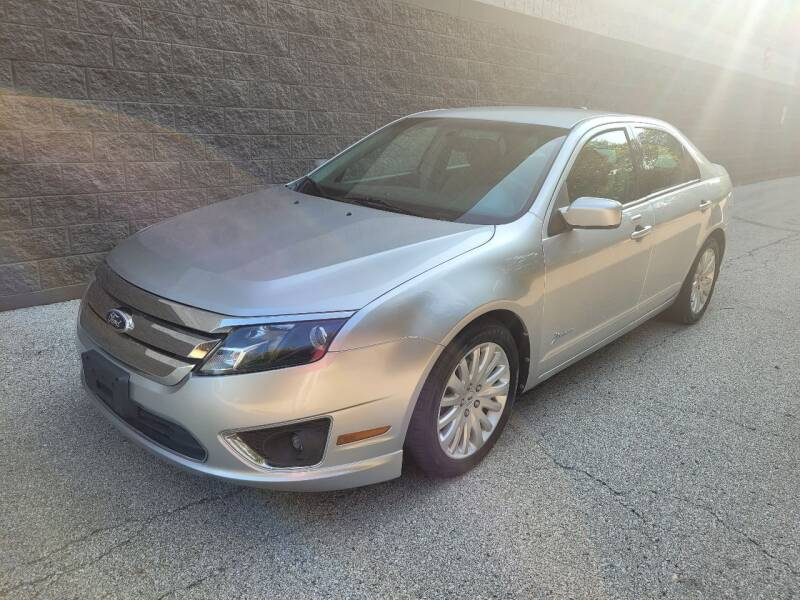 2011 Ford Fusion Hybrid for sale at Kars Today in Addison IL