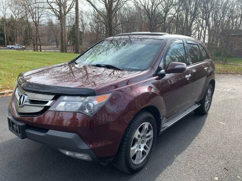 2007 Acura MDX for sale at Bowie Motor Co in Bowie MD
