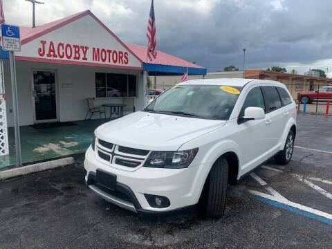 2019 Dodge Journey for sale at Jacoby Motors in Fort Myers FL