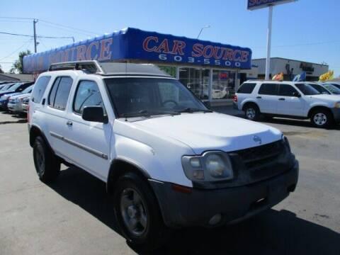 2002 Nissan Xterra for sale at CAR SOURCE OKC - CAR ONE in Oklahoma City OK