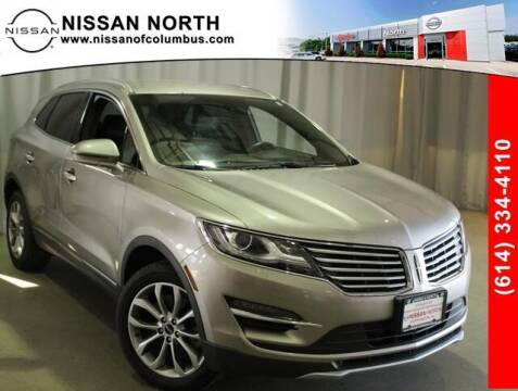 2018 Lincoln MKC for sale at Auto Center of Columbus in Columbus OH