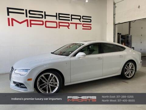 2016 Audi A7 for sale at Fishers Imports in Fishers IN