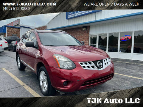 2015 Nissan Rogue Select for sale at TJK Auto LLC in Omaha NE