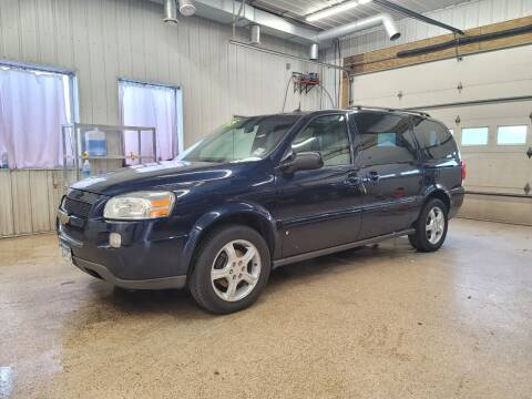 2006 Chevrolet Uplander for sale at Sand's Auto Sales in Cambridge MN