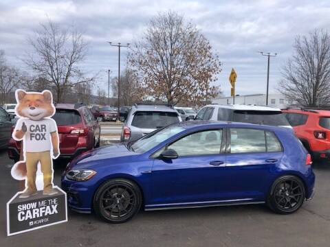 2019 Volkswagen Golf R for sale at BATTENKILL MOTORS in Greenwich NY