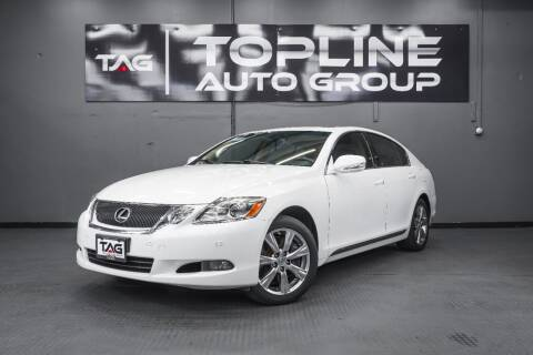 2008 Lexus GS 350 for sale at TOPLINE AUTO GROUP in Kent WA