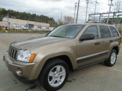2006 Jeep Grand Cherokee for sale at Atlanta Auto Max in Norcross GA