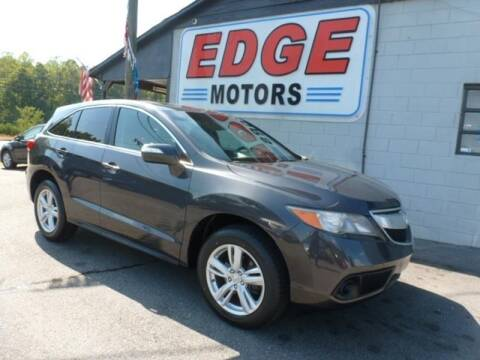 2015 Acura RDX for sale at Edge Motors in Mooresville NC