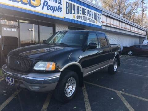 2003 Ford F-150 for sale at Good Cars 4 Nice People in Omaha NE