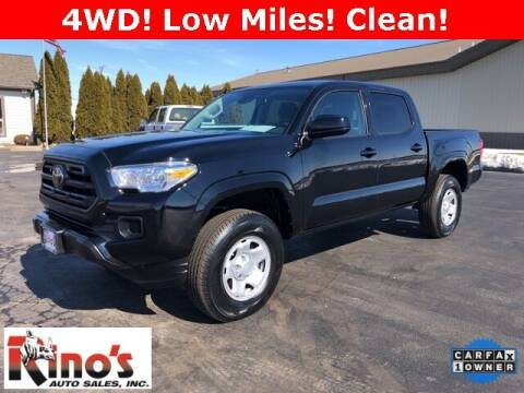 2019 Toyota Tacoma for sale at Rino's Auto Sales in Celina OH