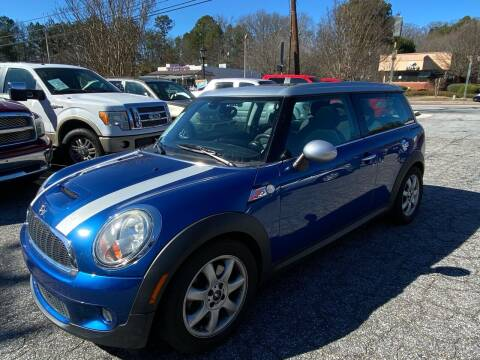 2008 MINI Cooper Clubman for sale at Car Online in Roswell GA