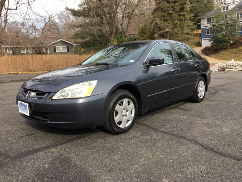 2005 Honda Accord for sale at Car World Inc in Arlington VA