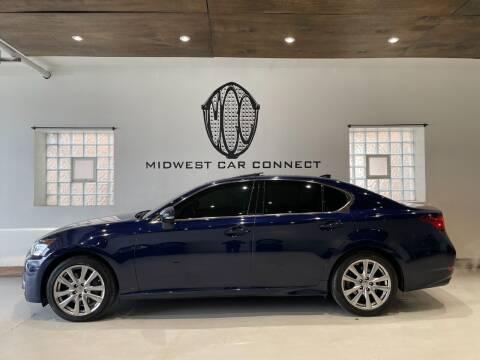 2015 Lexus GS 350 for sale at Midwest Car Connect in Villa Park IL