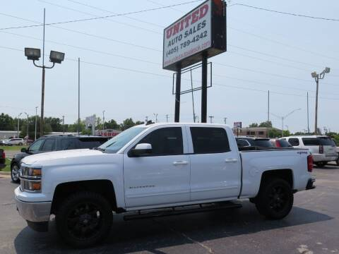 2015 Chevrolet Silverado 1500 for sale at United Auto Sales in Oklahoma City OK