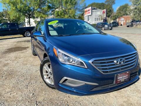 2017 Hyundai Sonata for sale at Best Cars Auto Sales in Everett MA
