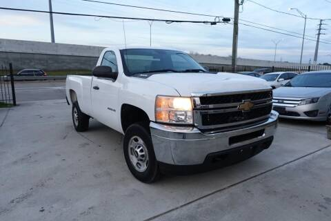 2011 Chevrolet Silverado 2500HD for sale at Universal Credit in Houston TX