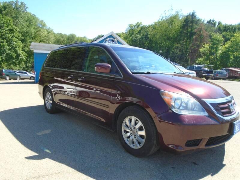 2008 Honda Odyssey for sale at Michigan Auto Sales in Kalamazoo MI